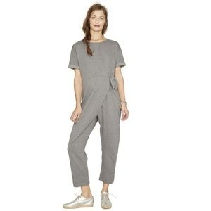 NWT Hatch Lolo Jumpsuit in Gray, 0